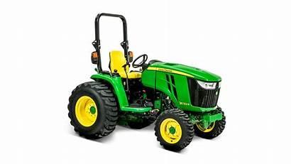 Tractor Compact Utility 3033r Tractors Series Deere