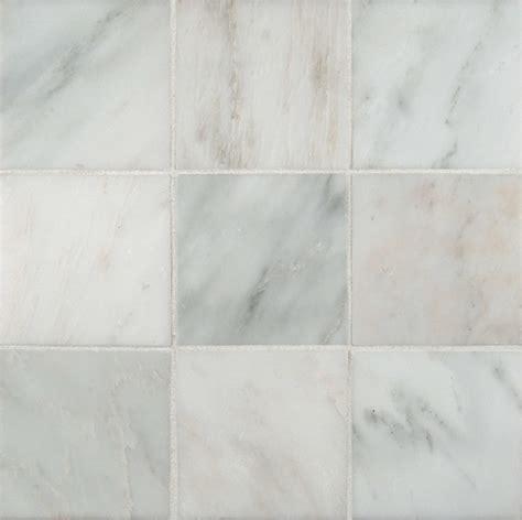 Carrara Marble Tile Floor by Honed Arabescato Carrara Marble Tile Sle Traditional