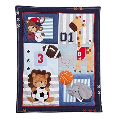 Lambs & Ivy Future All Star Bedding Set   A Kids Boutique
