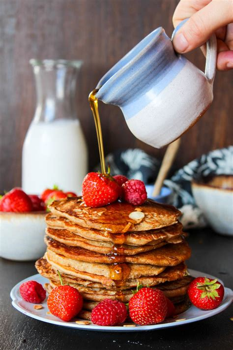 delicious pancakes youll  eat