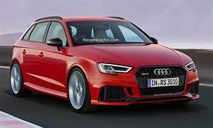 Audi Rs3 Sportback 2017 : audi rs3 sportback facelift rendering should preview 2017 model autoevolution ~ Medecine-chirurgie-esthetiques.com Avis de Voitures