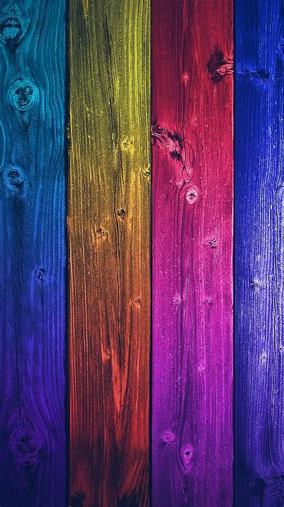 Colorful Vertical Wood Iphone Tiles Wallpapers Plus