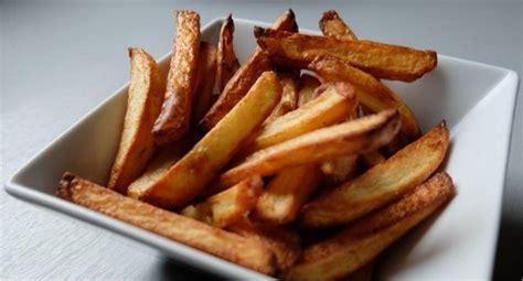 frites maison sans friteuse pourquoi les frites ont toujours autant de succ 232 s cariboost fr