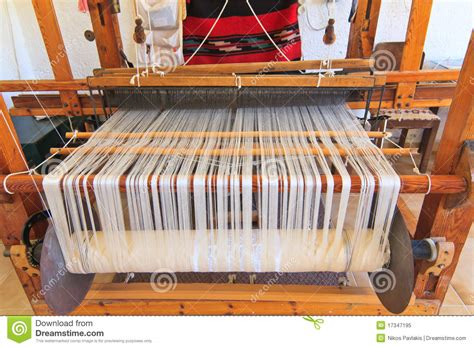 royalty  stock photo wooden  loom image