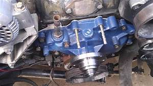 1993 7 3 Idi F 350 Water Pump Install