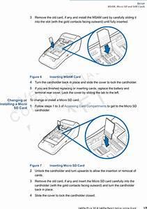 Verifone V400mbff Charging Base User Manual