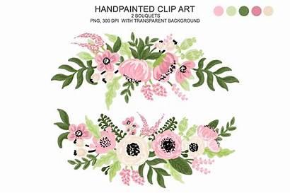 Clipart Floral Watercolor Flowers Flower Clip Cliparts