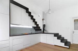 Wohnung Mit Treppe : bilderstrecke zu wie bauherren die treppe geschickt in den grundriss integrieren bild 1 von 3 ~ Bigdaddyawards.com Haus und Dekorationen