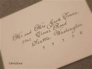 designs by robyn love envelope addressing etiquette for With wedding invitations inner and outer envelope etiquette