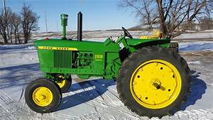 1966 John Deere 2510 Diesel With Centerlink