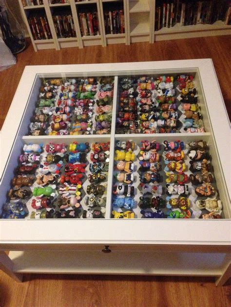 I made this shadow box coffee table with the help of my neighbor. 15 Glass Shadow Box Coffee Table Ideas