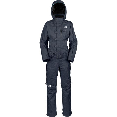 north face shugga  piece snow suit womens