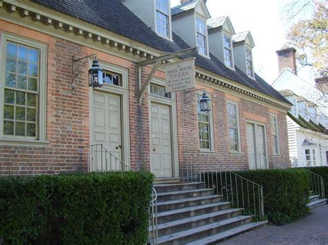 Brick House Tavern  Colonial Williamsburg Pinterest