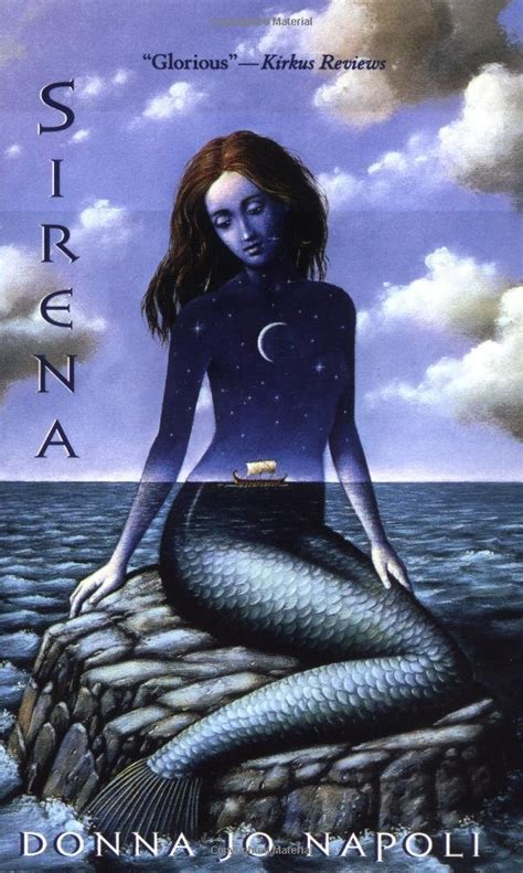sirena  donna jo napoli  review  wandering queen