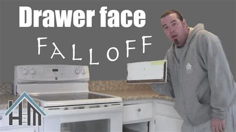 Fixing Cabinet Drawers by How To Repair A Kitchen Drawer Fall Easy Home