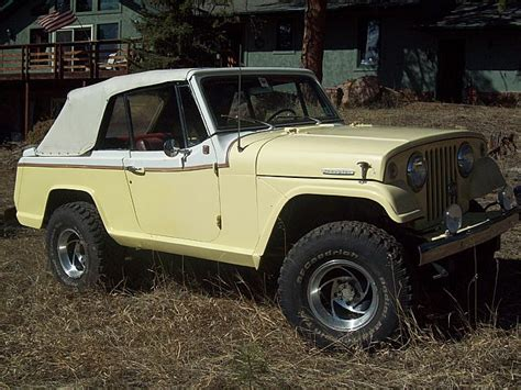 jeep jeepster for sale 1969 jeep jeepster for sale denver colorado