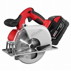 """M28™ Cordless LITHIUM-ION 6-7/8"""" Metal Cutting Saw Kit"""