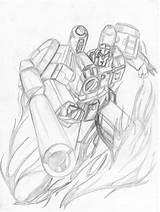 Megatron Drawing Getdrawings sketch template