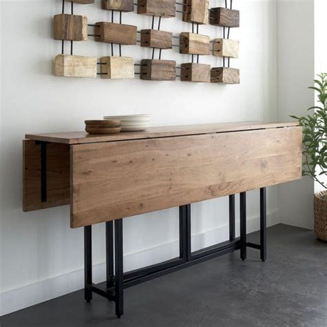 22 space saving dining tables for your apartment brit co