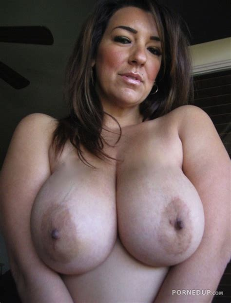 Mom With Big Tits Porned Up