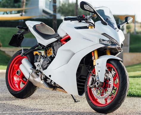 Ducati Supersport Launched In India Starting @ Inr 12.08