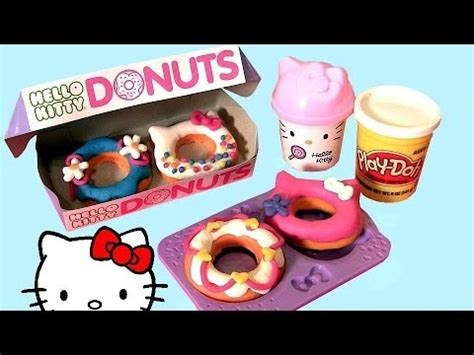 kit pate a modeler play doh 28 images hello play doh donuts plastilina doughnuts diy ハローキティ