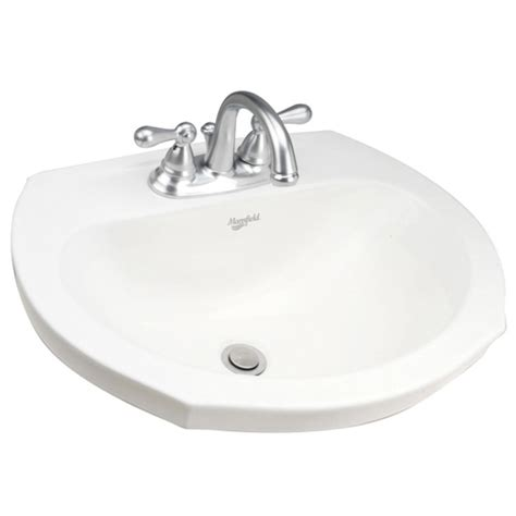 Menards Mansfield Pedestal Sink by Montclair Bathroom Suite Mansfield Plumbing