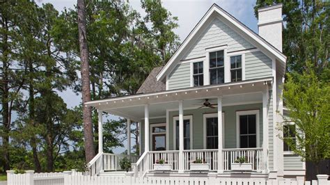 Southern Living Inspired Home At Habersham