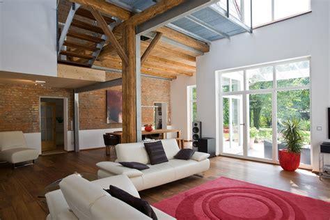 Haus Mit Offener Galerie by Wohnzimmer Mit Offener Galerie Einrichten Und Wohnen
