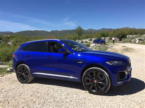 2017 Jaguar F Pace Photos Informations Articles