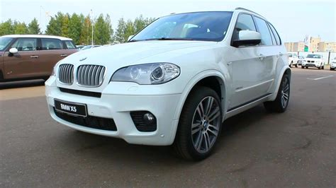 2012 Bmw X5 M Sport Package. Start Up, Engine, And In