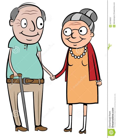 happy  couple stock vector illustration  dressed