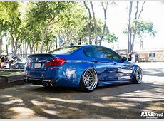 Custom Fenders on This BMW M5 StanceNation™ Form
