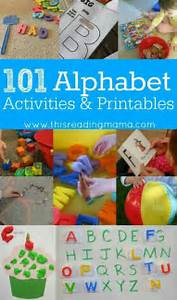 alphabet activities teaching 3 year olds pinterest With teaching 3 year old letters
