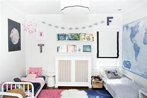 45 Wonderful Shared Kids Room Ideas