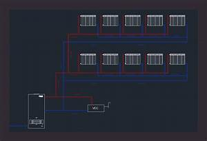 Block Diagram Of Heating Dwg Block For Autocad  U2022 Designs Cad