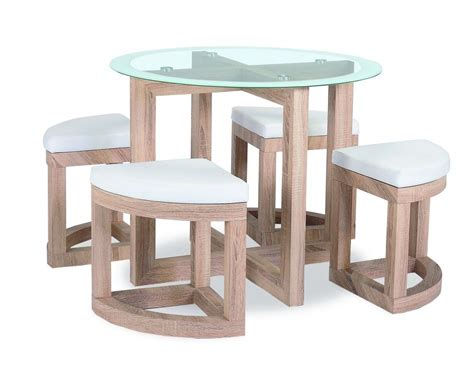 compact living kitchen table the quarry dining set is a compact dining table and stool