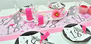 Tischdeko Zum Geburtstag : tischdeko zum 18 geburtstag bei tischdeko ~ Watch28wear.com Haus und Dekorationen
