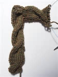 Corner Edging Knitting Pattern