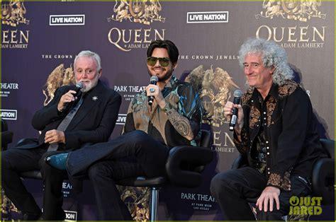 adam lambert vegas adam lambert queen kick off limited engagement show in