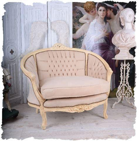 canapé shabby chic salon sofa vintage canapé boudoir shabby chic chair