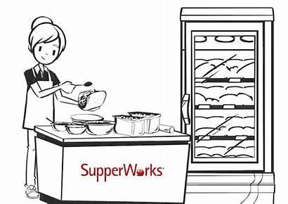 Supperworks Monday Northfield Waterloo Bridge Corner Drive