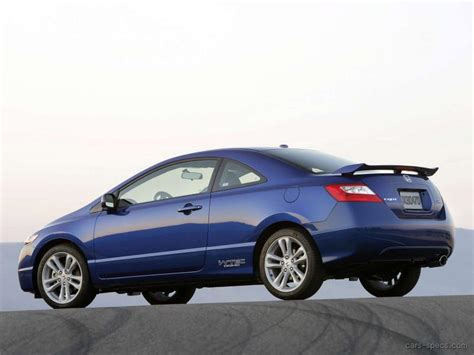 Civic Si Specs by 2007 Honda Civic Si Specifications Pictures Prices