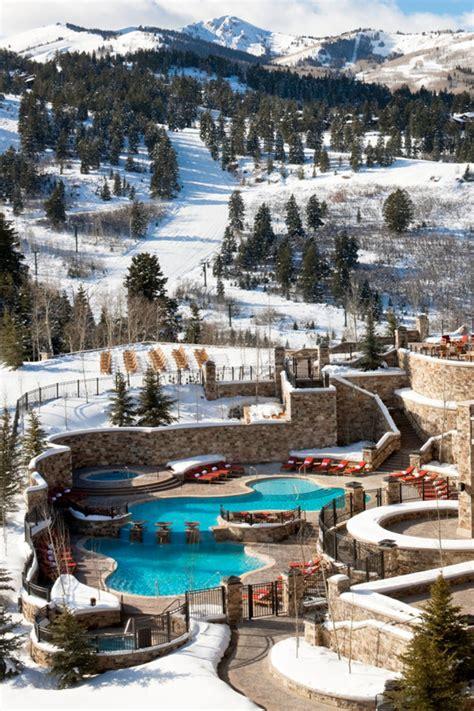 piste perfect  st regis deer valley ski ambassador