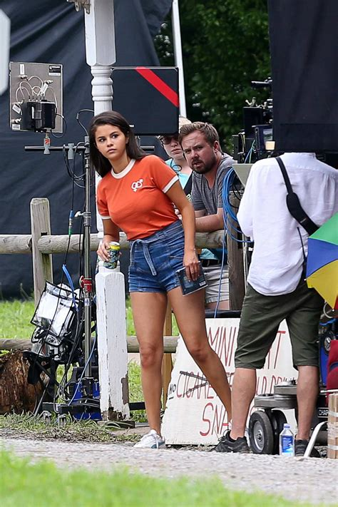 selena gomez and austin butler spotted on the set of their ...