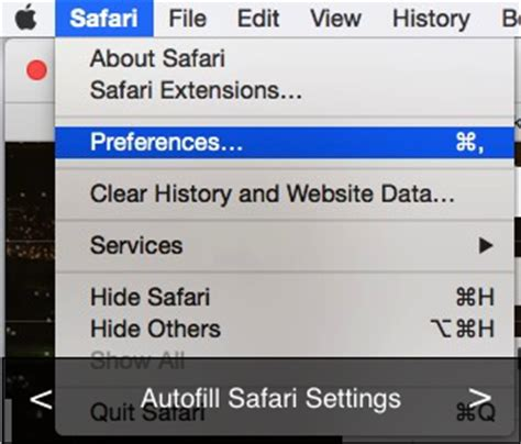 change autofill iphone how to change autofill webforms settings on safari mac