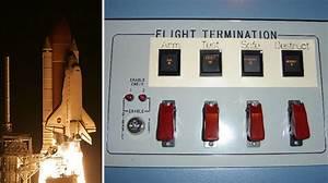 "Shuttle Launch Controllers Prepared to Press ""Self ..."