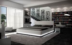 Modernes Bett 180x200 : polsterbett ripani 180x200 weiss 180 x 200 cm wasserbetten rahmen offizielle hersteller ~ Watch28wear.com Haus und Dekorationen