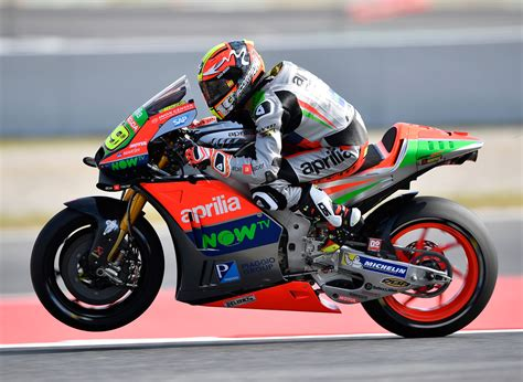 Racing Team by Aprilia Racing Team Gresini Motogp Catalunya Saturday