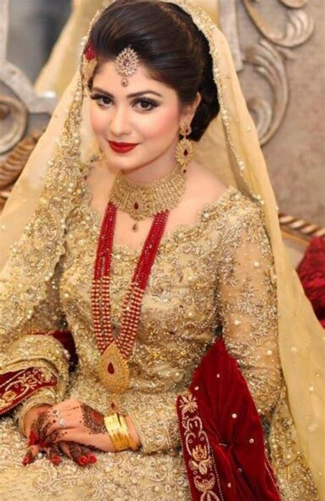 pakistani bridal dresses ideas  pinterest